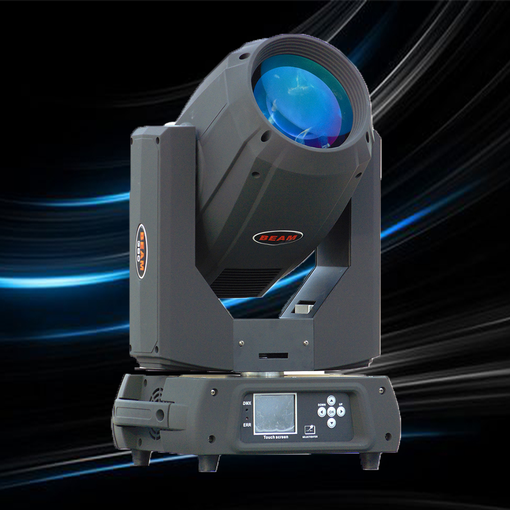 Professional Stage Lighting Moving Head 17R Beam Zoom China Moving Head 350w Stage Light