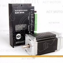 Free from Germany!ACT Motor 1PC Nema23 Brushless DC