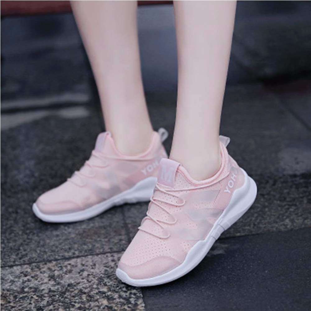 Women Chaussure Femme Fashion 2018 Casual Shoes Women's shoes Summer Comfortable Breathable Mesh Flats Female Platform Sneakers цена