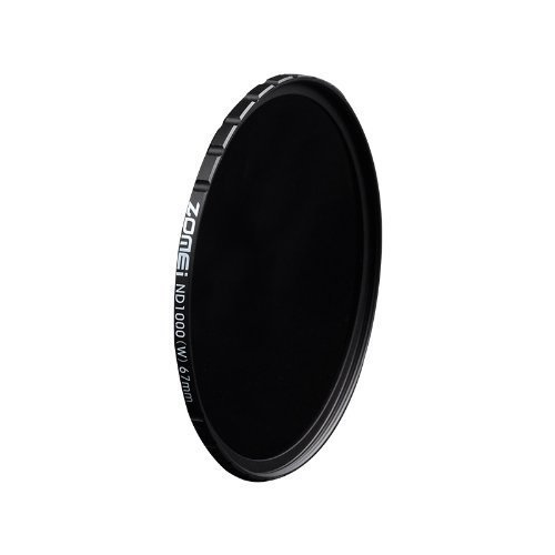 ФОТО F14506 Zomei Ultra Slim HD 18 Layer Super Multi-Coated Glass Density Neutral Gray ND1000 Lens Filter 82mm for Digital Camera FS