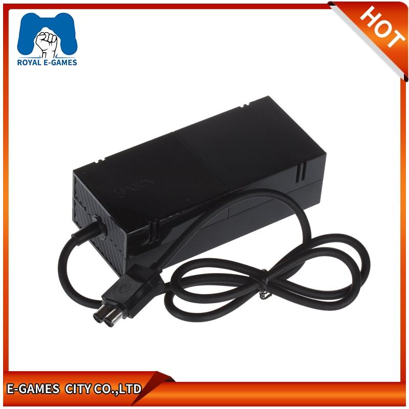 Original For XBOX ONE Console AC Adapter with Original Power Supply Charger for XBOXONE EU Plug 110V-220V