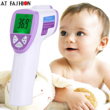 High Quality LCD Digital Infrared Thermometer Non-contact IR Thermometer Gun  Forehead Body Surface Temperature Measurement