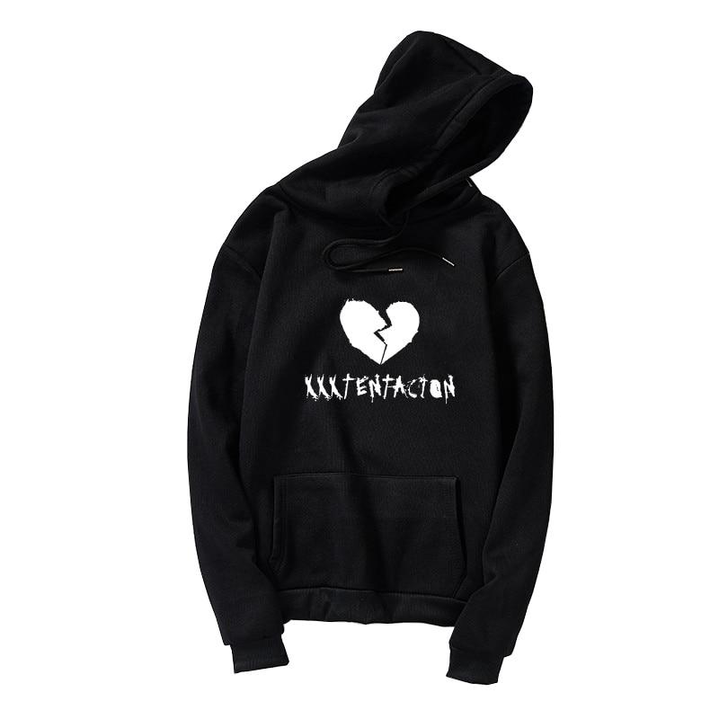Revenge Kill Fashion Hoodies Men/Women Casual Hip Hop XXXTentacion Sweatshirt Vibes Forever Traksuit Fleece Pullover Hoody худи xxxtentacion