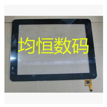 Nuevo 9.7 pulgadas tableta táctil de la capacitancia de pantalla 04-0970-0938 V1 236 MM * 183 MM envío gratis