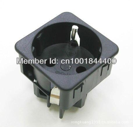 Astounding G45 Europe Type Audio Power Socket Silver Plated Germany Audio Wiring Digital Resources Bletukbiperorg