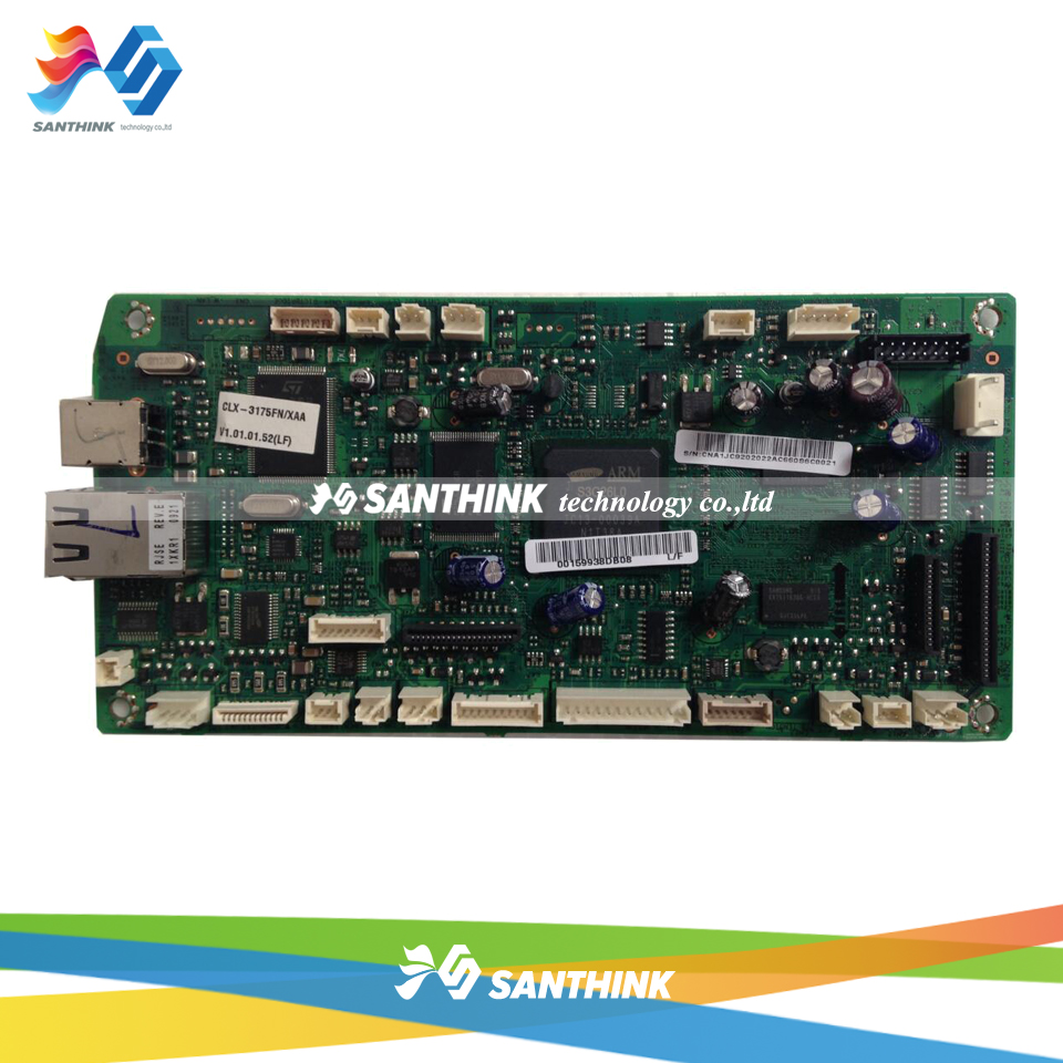 100% Test Main Board For Samsung CLX-3175FN CLX 3175 3175FN CLX3175FN Formatter Board Mainboard lora performance evaluation board test board
