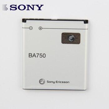 Batería de teléfono BA750 de alta capacidad, Original, para Sony Xperia Acro...