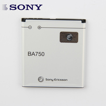 Original High Capacity BA750 Phone Battery For Sony Ericsson Xperia Acro Arc S LT18i X12 LT15i 1460mAh 100% test for sony ericsson xperia arc s lt15i lt18i lcd display and touch screen digitizer assembly with tools 1pc lot
