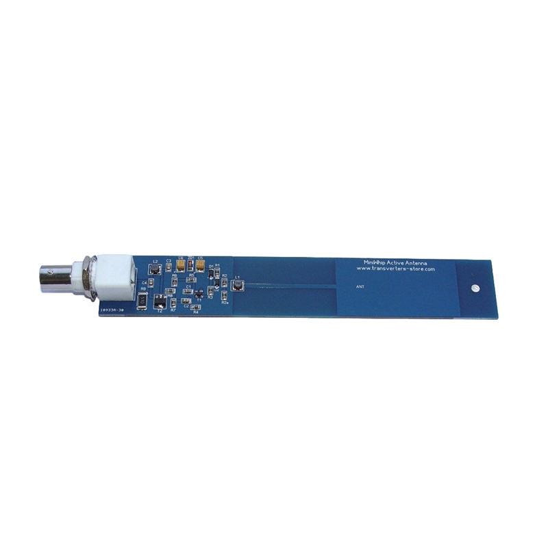 Miniwhip antena activa HF LF Vlf Mini Whip, onda corta, Sdr RX, recepción portátil Antena WIFI 3G 4G LTE, 2 uds., antena de parche, 700-2700MHz, 12dbi SMA macho, cable de extensión de conector 3 5M para enrutador de módem