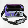 Anime Japan Style touhou project black purple personalized student school bag of unisex messenger bag