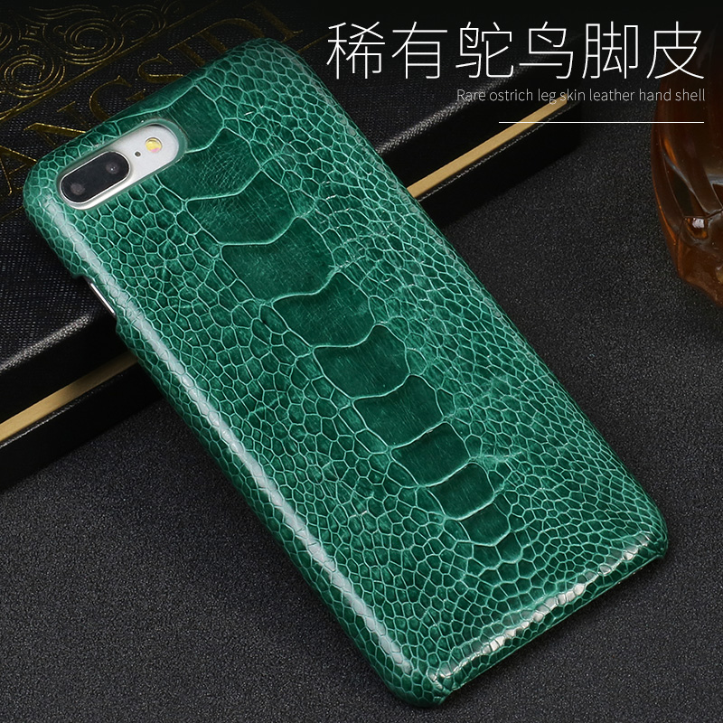 100% Natural Ostrich texture phone case for iPhone 8plus luxury fashion protective case for iPhone 7plus XS XR XSmax 6S 6 8 X100% Natural Ostrich texture phone case for iPhone 8plus luxury fashion protective case for iPhone 7plus XS XR XSmax 6S 6 8 X