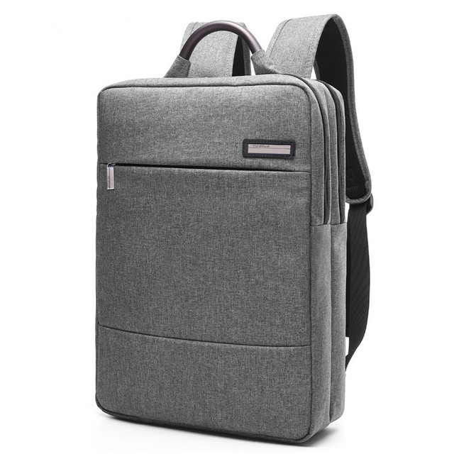 2ca47fdf1 Moda mochila impermeable estudiante universitario portátil viaje ocasional  ordenador mochila