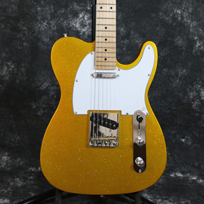 Free shipping New style Merle Free shipping Haggard signature TL electric guitar Tuff Dog electric guitar gold hardware