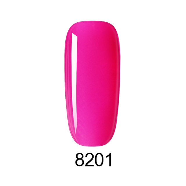 Elite99 10ML Fluorescent & Macaron Gel Polish Nail art Design Maniküre Tränken Weg Von UV-Lack Lack Top Basis Emaille