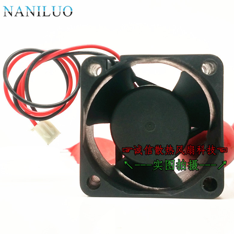 NANILUO Original  AD0424HB-B31 4028 24V 0.12A 2-wire Inverter Fan