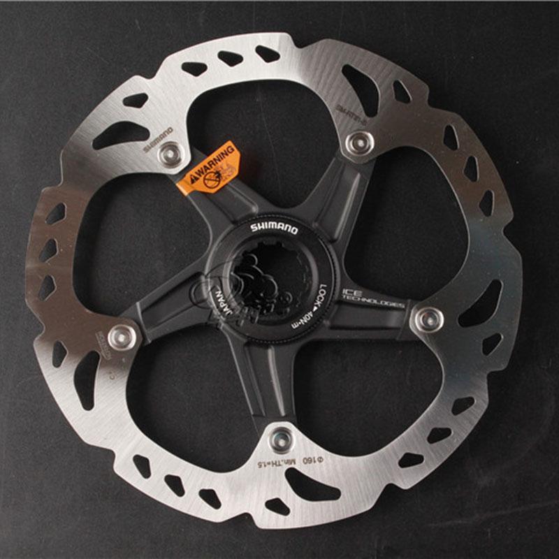 Shimano XT RT81 Disc Brake Rotors 6 inch 160mm /7 inch 180mm ICE-TECH Center Lock Disc Rotors shimano rt81 160mm 6 inch ice technologies center lock disc rotors