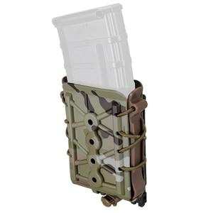 Image 4 - TMC Mag etui 5.56mm 7.62mm karabin magazynek etui Molle Tactical Airsoft 9mm uchwyt pistoletu TMC Poly Carrier polowanie polimer