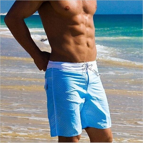 Men Beach Casual Short For Man Sea New Shorts Board Wear ...