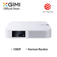 International XGIMI Z6 Polar 1080P Full HD 700 Ansi LED DLP Mini Projector Android Wifi Bluetooth Smart Beamer Home Theater