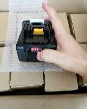 Melhor Preço LEVOU 18 v Li-ion 6000 mah bateria para Makita BL1830B BL1840B BL1850B BL1840 BL1850 BL1860