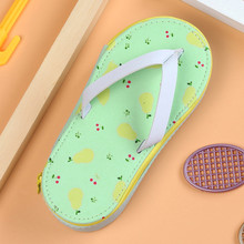 Creative Fruit Slippers waterproof Pencil Case Pouch  Pocket Cosmetic Bag pen box Pencilcase  School Supplies Gift