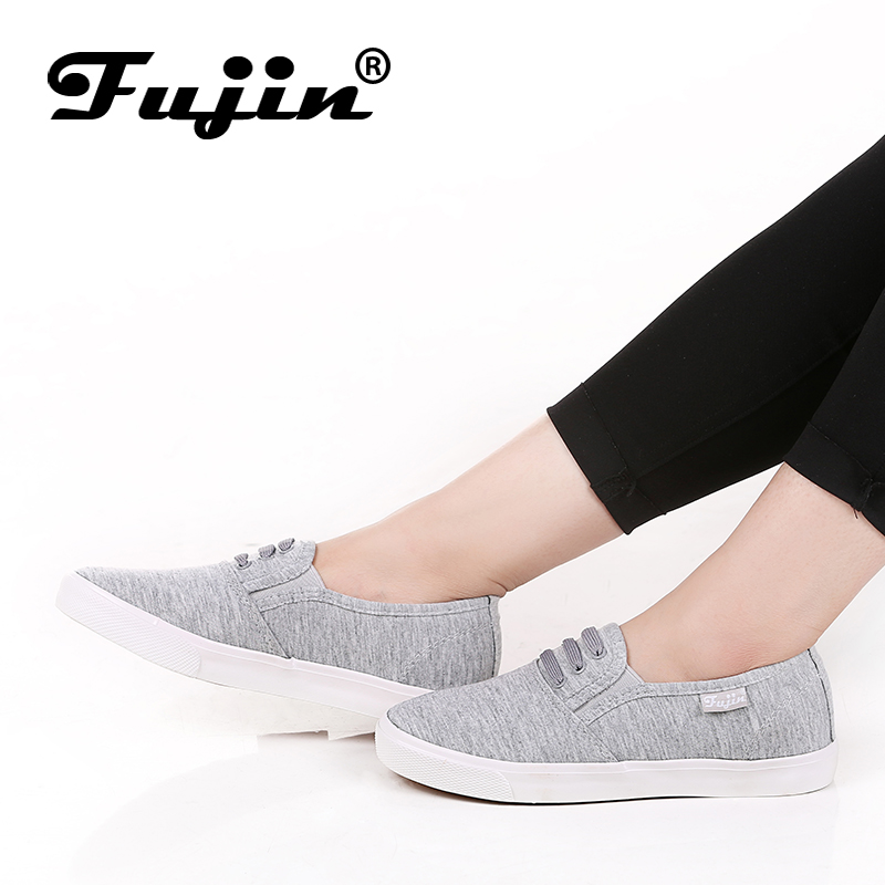 Fujin canvas shoes women's…