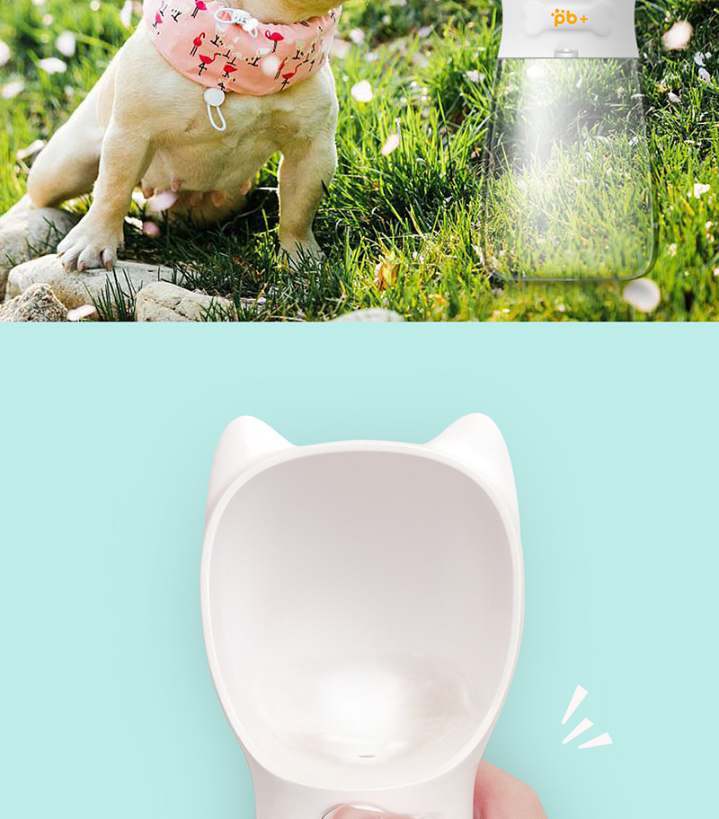 Portable Pet Dog Water Bottle For Small Large Dogs Travel Puppy Cat Drinking Bowl Outdoor Pet Water Dispenser Feeder Pet Product