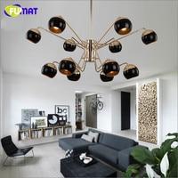 Art Bubble Pendant Lights Modern Creative Suspension Lights North European Fashion Kitchen Hotel Living Room Lamp