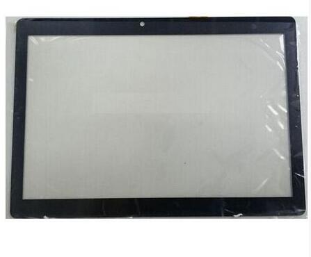 New For 10.1 inch Irbis TZ186 Tablet Capacitive touch screen panel Digitizer Glass Sensor replacement Free Shipping new capacitive touch screen for 10 1 inch 4good t101i tablet touch panel digitizer glass sensor replacement free shipping