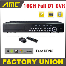 960H DVR 16 channel stand alone cctv dvr NTSC PAL DVR Recorder Full D1 CCTV DVR 16channel Recorder with HDMI, PTZ, Mobile Phone