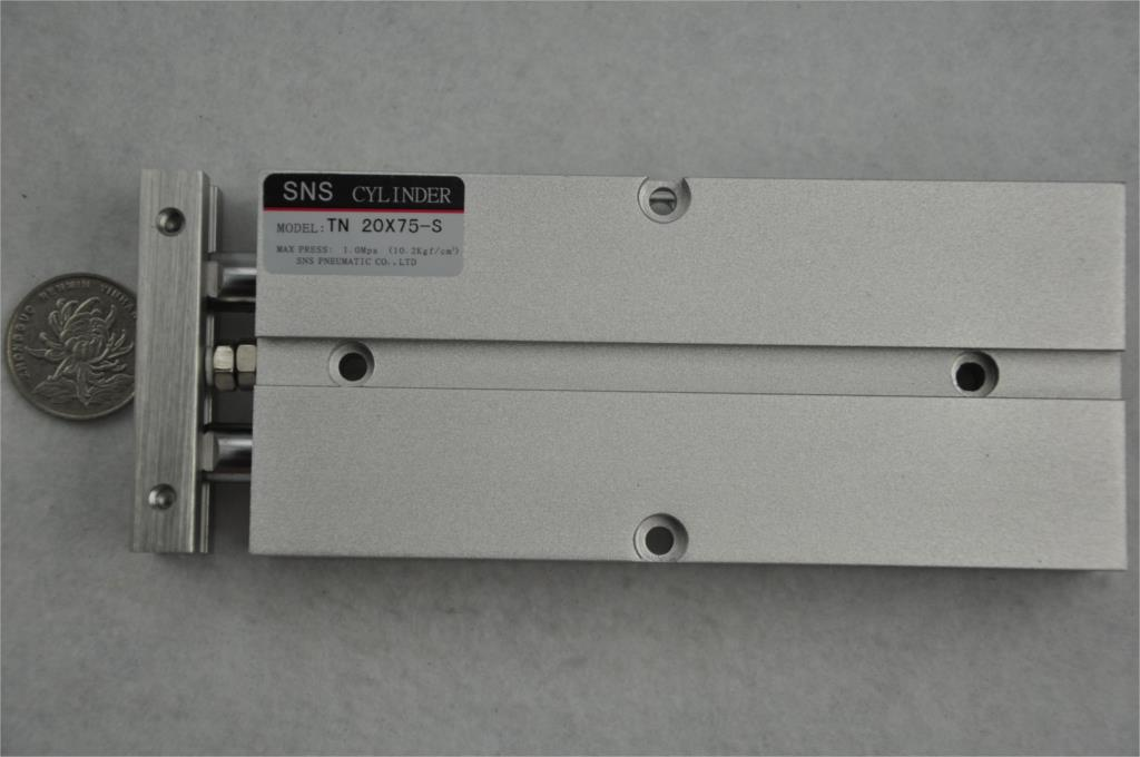 SNS TN20 * 75-S M5with magnetic reed Airtac type twin rod guide dual shaft acting guide air pneumatic cylinder david buckham executive s guide to solvency ii