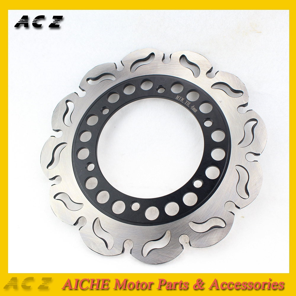 ACZ Motorcycle Floating Rear Brake Disc Rotor For <font><b>YAMAHA</b></font> FZ400 SRX400 XJR400 FZ600 FZR600 FZS600 SRX600 <font><b>XJ600</b></font> YZF600 YZF750R image