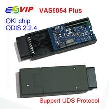 Good Price VAS 5054 Plus ODIS 2.2.4 Bluetooth Version OKI chip Support UDS Protocol VAS 5054A Diagnostic Scan Tool free shipping