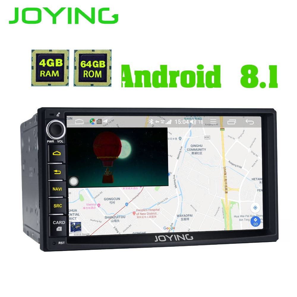 JOYING Stereo Built-In Auto