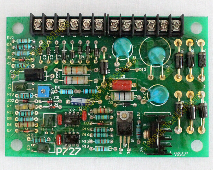 Automatic Voltage Regulator AVR P727 For Kubota Generator free shipping 8 5kw 15kw avr gasoline generator automatic voltage regulator suit for other brand
