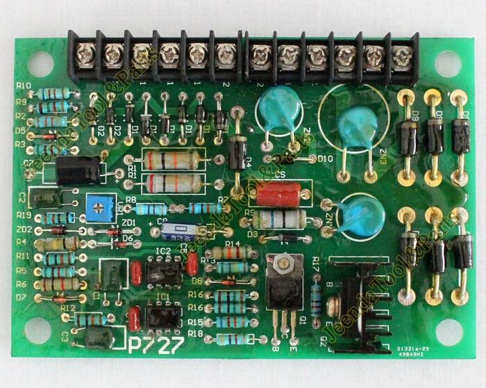 Automatic Voltage Regulator AVR P727 For Kubota Generator