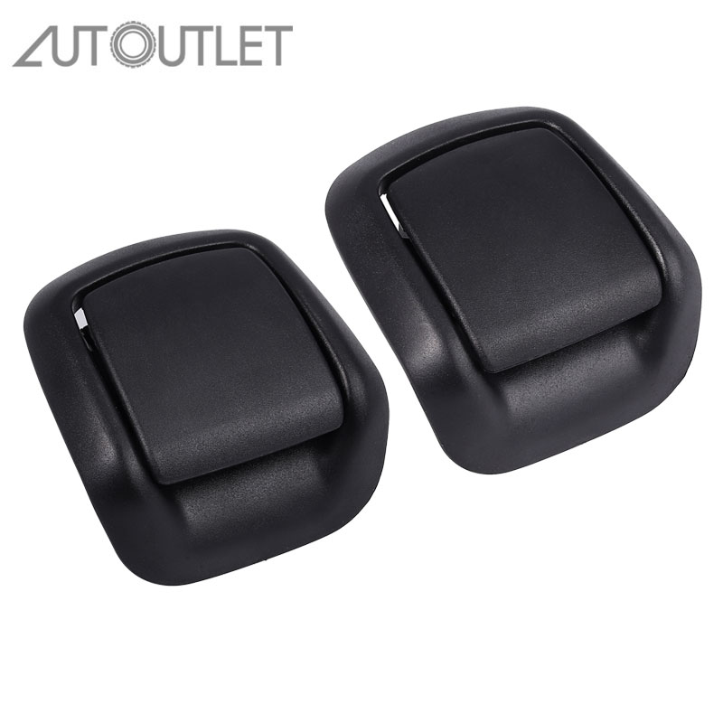 AUTOUTLET Front Left/Right Car For Seat Tilt Handle 1417521 1417520 For Ford Fiesta Mk6 VI3 Door Version 2002-2008