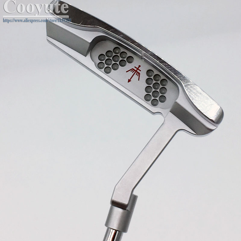 Image 3 - Cooyute NEW Putter Golf Clubs George Spirits MONO1 limited Golf Putter steel shaft Length 34. Golf shaft putter Free shipping-in Golf Clubs from Sports & Entertainment