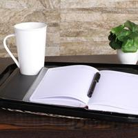 Lap Desk For Laptop Chair Student Studying Homework Writing Portable Dinner Tray 17x12 5x21cm Home Decor