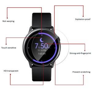 Универсальная круглая пленка из закаленного стекла диаметром 23-45 мм для Samsung, Huawei, Garmin, LG, MOTO, Xiaomi, Смарт-часы