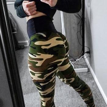 Camouflage Printed Legging