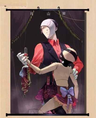 Hot Tokyo Ghoul Japan Anime Cool Shuu Home Decor Poster Wall Scroll
