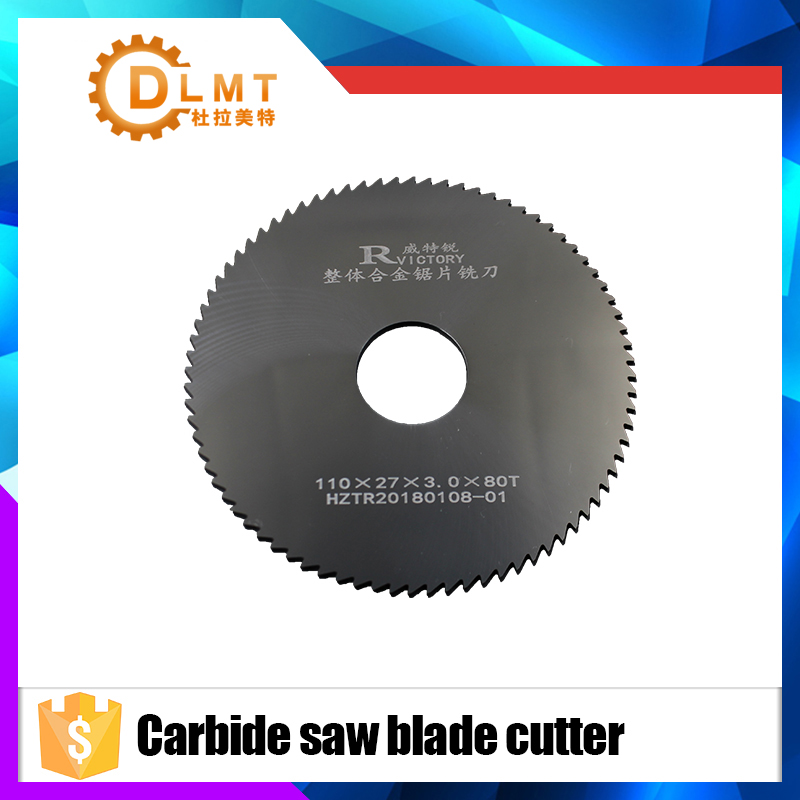1pcs Circular Saw Blade 110mm Carbide Round Milling Saw Cutter 80T CNC Cutter Knife Metal Slotting Cutting Tool blades cutting machine blade tape double sided adhesive circular knife cutting blade