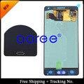 Бесплатная доставка 100% Тест Оригинальный Для Samsung A5 LCD Samsung A5000 A500 Сенсорный ЖК-Экран Ассамблея с home button