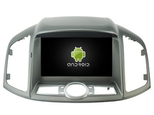 Для Chevrolet Captiva 2012 Android 7.1 dvd-плеер GPS Аудио мультимедиа авто стерео Поддержка DVR WI-FI dab OBD