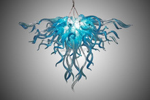 Free Shipping Murano Glass Chihuly Style Chandelier