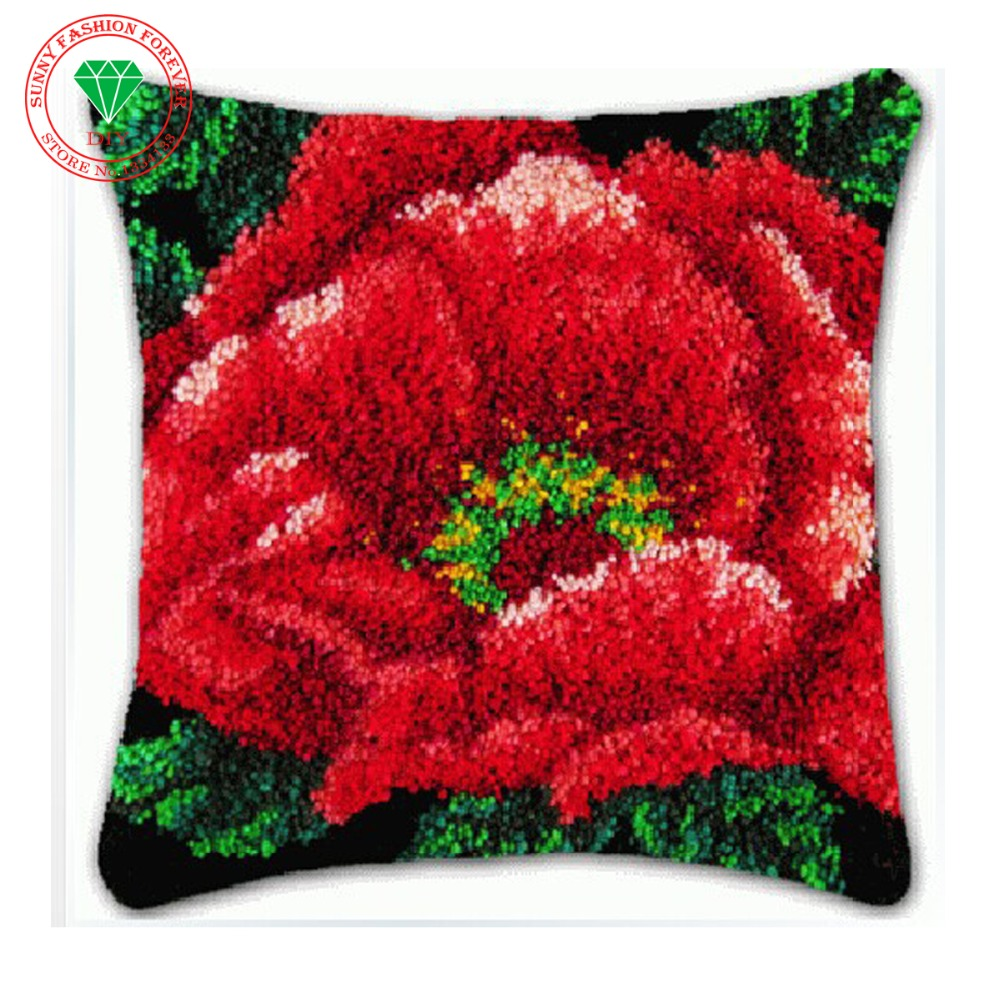 Cross stitch thread embroidery kits sets for