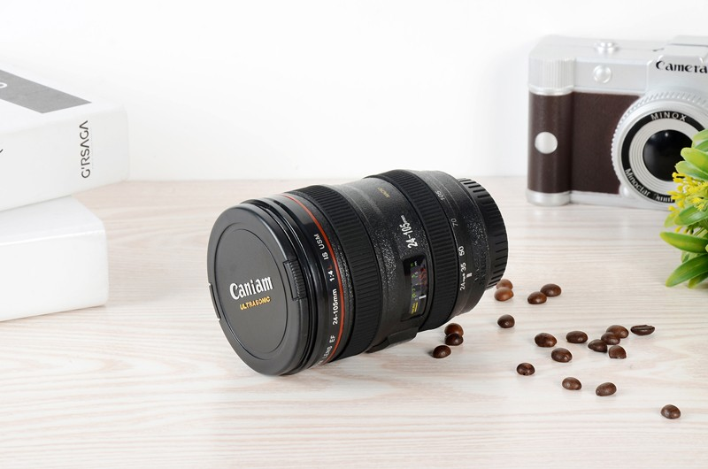 Camera Coffee Mug 400ML Lens 24-105mm 7
