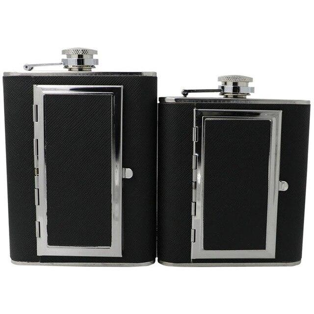Steel Hip Flask Blunt Holder 10