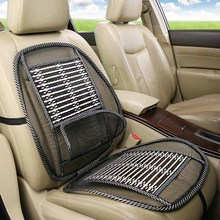 MAHAQI Universal Auto Vehicle Massage Cushion Cooling Summer Breathable Car Seat Cool Pad car-styling Hot Sale